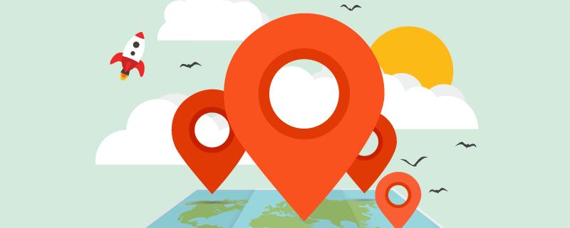 logo curiosidades Google Maps